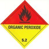 Class 5 Organic Peroxide Division 5.2