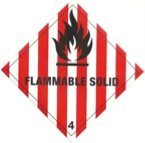 Class 4 - Flammable Solid Division 4.1