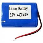 Batteria al litio ion battery